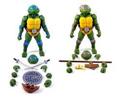 review figuarts teenage mutant ninja turtles leonardo