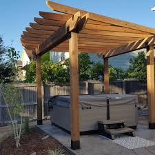ozco ornamental wood ties post base kit ironwood style decksdirect