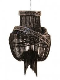 Black Chandelier Lamps Mini Black Chandeliers With Crystals Foter