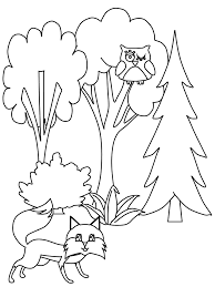 trees log coloring pages u0026 coloring book