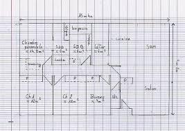 plan de maison 4 chambres plain pied chambre awesome plan maison bois plain pied 4 chambres plan