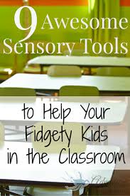 Sensory Seat Cushion Awesome Sensory Tools To Help Your Fidgety Kids In The Classroom