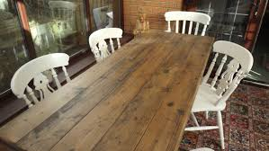 How To Make Furniture Look Rustic by Rustic Farmhouse Tables Regency Chic