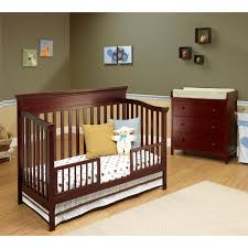 Baby Crib To Full Size Bed by Sorelle Katherine 3 In 1 Convertible Crib With Toddler Rail