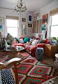 152 best work deco inspiration 36 boho rooms with many prints in a way