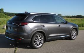 mazda big car 2016 mazda cx 9 signature awd savage on wheels