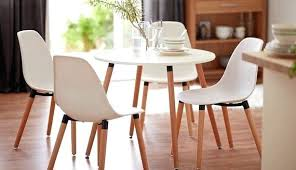 black table white chairs round dining table and chairs white hangrofficial com