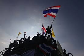 Thai Flag Thailand U0027s Grave Future National Geographic News