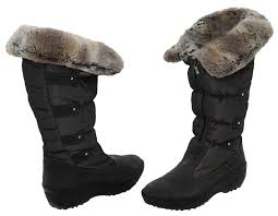 s boots with s fur trimmed boots mount mercy