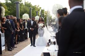 photos shaq drew u0027s stunning jersey wedding