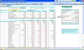 excel balance sheet templates excel accounting templates excel