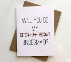 bridesmaid invitation bridesmaid invitation will you be my brides by pattersonpaper