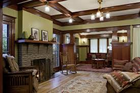 craftsman style homes interior 21 craftsman style house ideas with bedroom and kitchen included