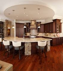 curved kitchen island designs 18 curved kitchen island designs ideas design trends curved