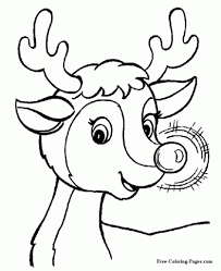 the stylish free christmas coloring pages to really encourage in