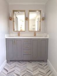 Small Double Sink Bathroom Vanity - the brooklyn home co it is possible to have double sinks in a