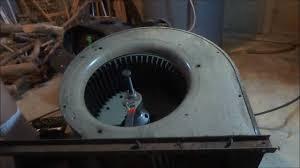 furnace tripping breaker when blower motor runs youtube
