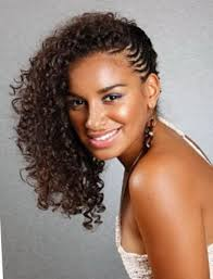 naturally curly black hairstyles short curly hairstyles for