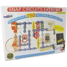 learn basic and advanced electronic circuitry with snap circuits