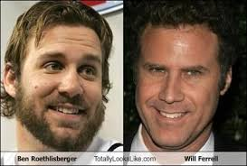 Roethlisberger Memes - ben roethlisberger totally looks like will ferrell cheezburger