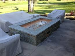 Gas Firepit Kit Lowes Propane Pit Gas How To Build A In Your Backyard