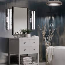 bathroom light fixtures modern how to light a modern bathroom blog about modern and contemporary
