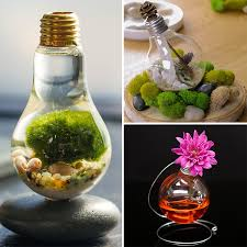 How To Make A Light Bulb Diy Garden Light Bulb Project Tiphero