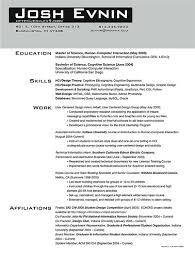 resume examples templates free best examples of college