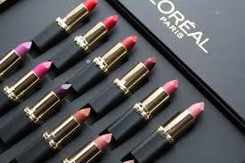 l u0027oréal paris colour riche matte lipstick million idole