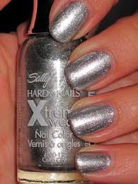 magnetic nail polish u2014whoa sally hansen magnetic nail color silver
