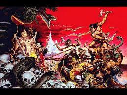barbarian king wallpaper wallpapersafari conan the barbarian comic wallpaper
