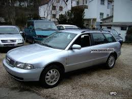 audi a4 avant automatic 1997 audi a4 avant 2 8 automatic air conditioning leather car