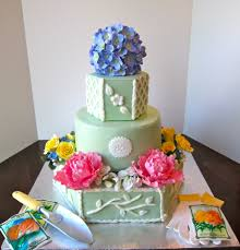 80th birthday cakes gardening themed 80th birthday cake cakecentral