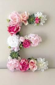 Flowers Decor 104 Best Blumenbuchstaben Wohnklamotte Images On Pinterest