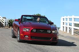 ford mustang 2014 convertible price 2014 ford mustang gt convertible test motor trend
