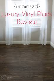 Laminate V Vinyl Flooring Unbiased Luxury Vinyl Plank Flooring Review Cutesy Crafts