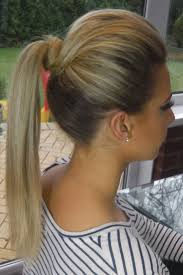 How To Put Your Hair Up With Extensions by Best 25 Sleek Ponytail Ideas Only On Pinterest Sleek Hairstyles