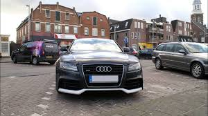 rieger audi audi a5 with rieger bodykit slideshow