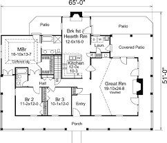 cape floor plans house plan 69020 at familyhomeplans com