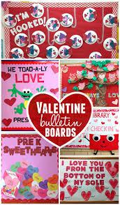 Valentine Door Decoration Ideas Preschool by Valentine U0027s Day Bulletin Board Ideas For The Classroom Crafty