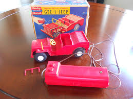 jeep toy andy gard gee i jeep remote control toy on ebay ewillys