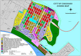Boston Zoning Map by Zoning Is All Of Coronado A Business District Coronado Times