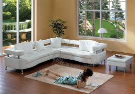 Modern White Sectional Sofa by Sectional Sofas Betterimprovement Com Part 11
