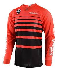 troy lee motocross gear 2018 troy lee designs streamline orange se air motocross gear