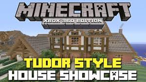 minecraft xbox 360 tudor style house house tours of los
