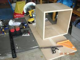 How To Mount Bookshelf Speakers Ceiling Speakers Mounted Into Faux Speaker Boxes 6 Steps