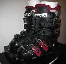 womens size 9 in ski boots vwvortex com saloman nordica raichle downhill ski boots