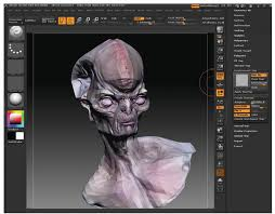 What Is A Normal Map Exporting Directly From Zbrush To Maya Using Goz Normal Maps