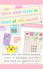 design your own home screen amazon com cocoppa icon wallpaper free appstore for android