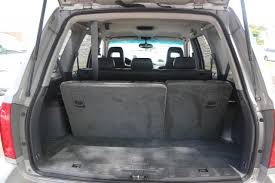 do all honda pilots 3rd row seating autoland honda pilot ex l dvd 3rd row seat leather loaded